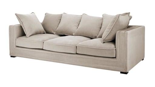 Sofa Menorca grey