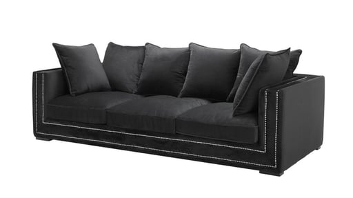 Sofa  Menorca black