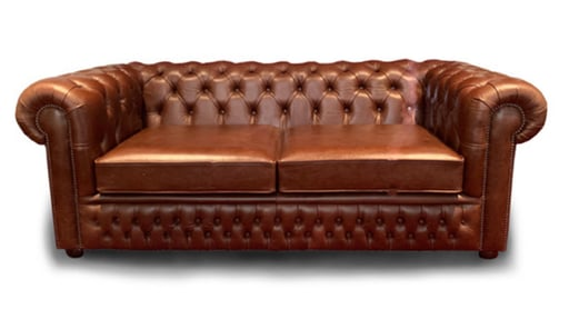 Chesterfield 3er Sofa Conventry