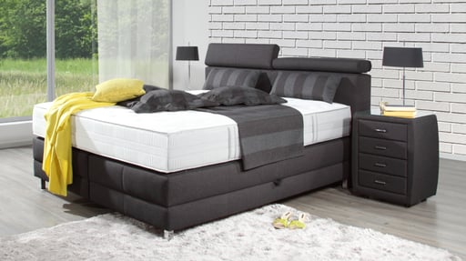 Boxspringbett Plus MU02