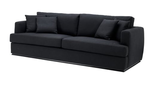 Sofa Hallandale black