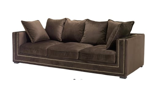 Sofa Menorca brown